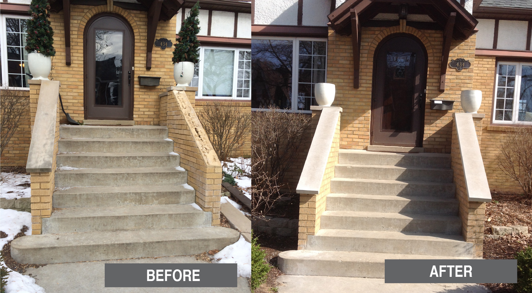 Before-&-After---railing-ss