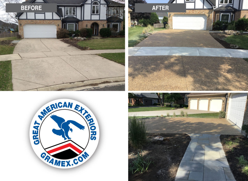 Great-American-Exteriors---before-and-after-aggregate-driveway