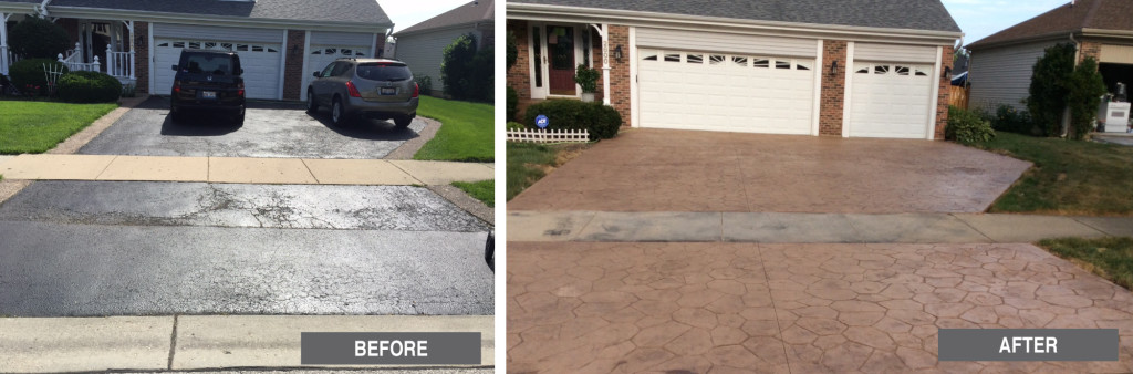 Driveways Amp Walkways Great American Exteriors