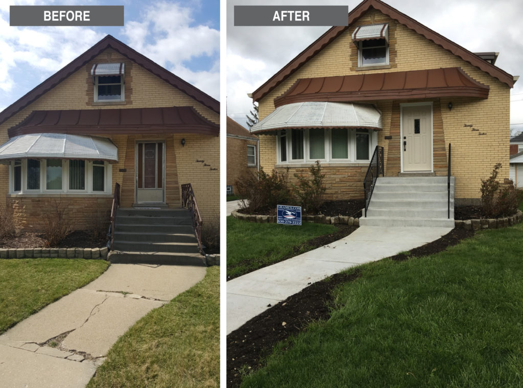 Great-American-Exteriors---before-and-after-walkway